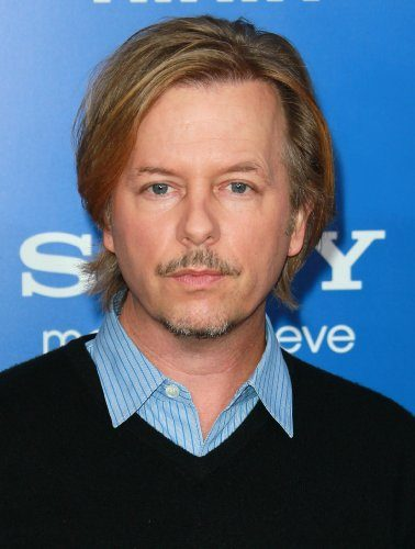 David Spade Chest Biceps size