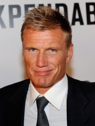 Dolph Lundgren height and weight 2017