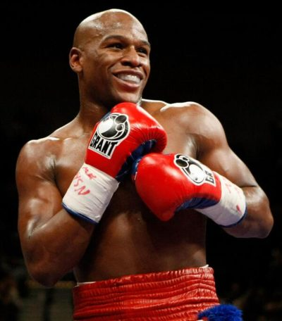Floyd Mayweather girlfriend age biography