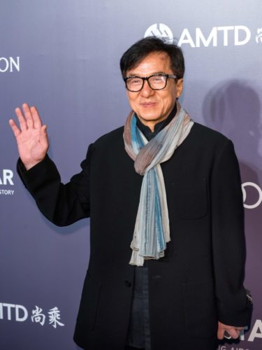 Jackie Chan girlfriend age biography