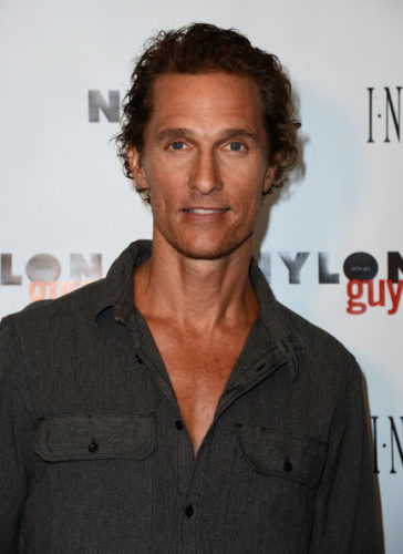 Matthew McConaughey girlfriend age biography