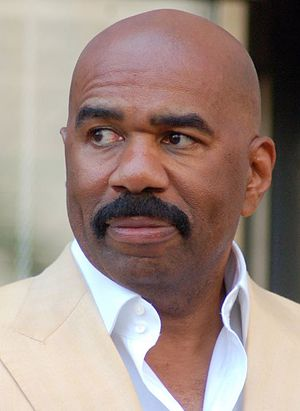 Steve Harvey girlfriend age biography