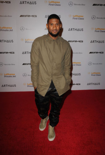 Usher Height Weight Age Biceps Size Body Stats
