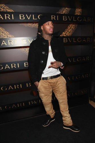 Waka Flocka Flame girlfriend age biography