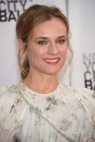 Diane Kruger height and weight 2017