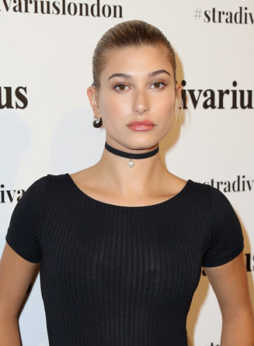 Hailey Baldwin height and weight 2017