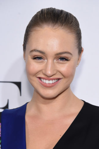 Iskra lawrence height and weight 2017