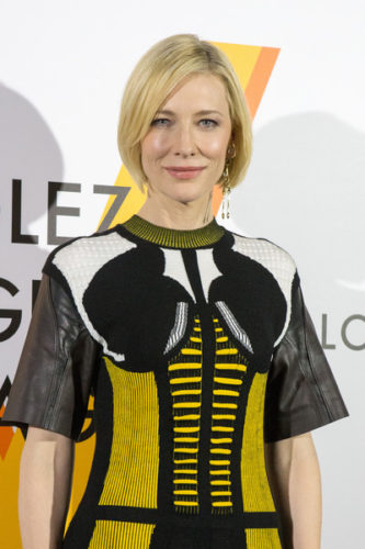 Cate Blanchett height and weight 2017