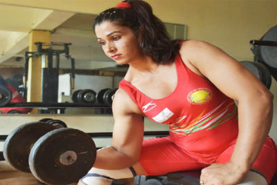 Kavita Dalal aka Hard KD height and weight 2017