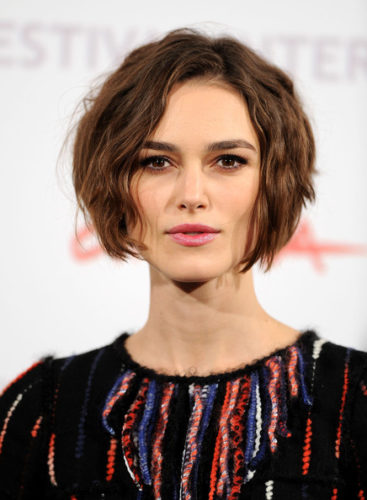 Keira Knightley height and weight