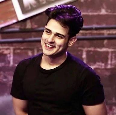 Priyank Sharma Height, Weight, Age, Biceps Size, Body Stats
