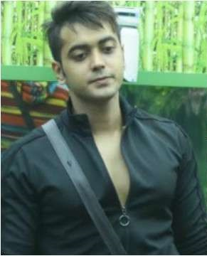 Luv Tyagi Chest Biceps size
