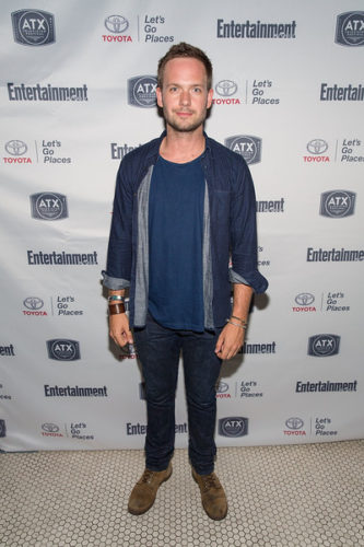 Patrick J. Adams upcoming films birthday date affairs