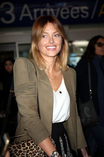 Caroline Receveur height and weight