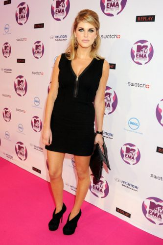 Amy Huberman height and weight
