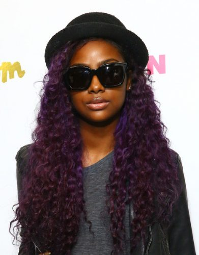 Justine Skye height and weight