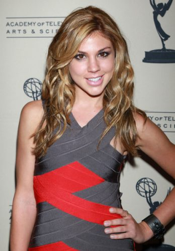 Kate Mansi height and weight