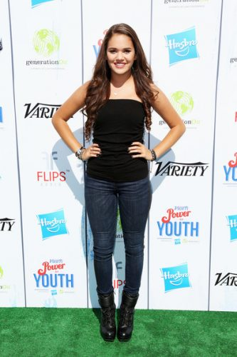 Madison Pettis Measurements, Height, Weight, Bra Size, Age, Wiki