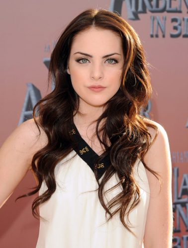 Elizabeth Gillies height and weight