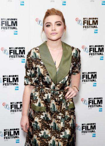 Florence Pugh height and weight