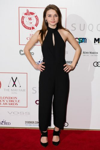 Jessica Barden Measurements, Height, Weight, Bra Size, Age, Wiki