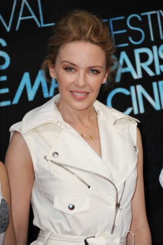 Kylie Minogue height and weight