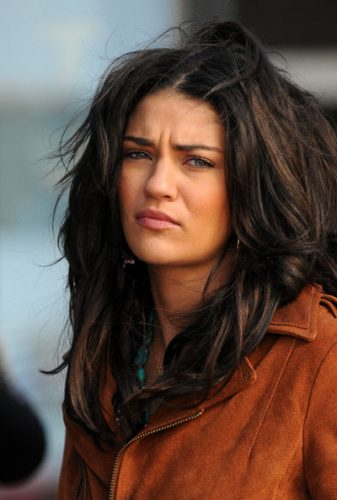 Jessica Szohr height and weight