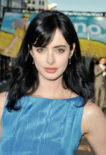 Krysten Ritter height and weight