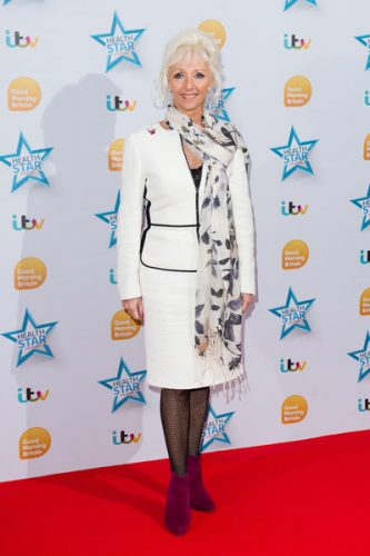Debbie McGee height and weight
