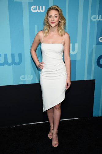 Lili Reinhart height and weight