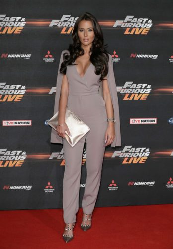 Yazmin Oukhellou height and weight 2017