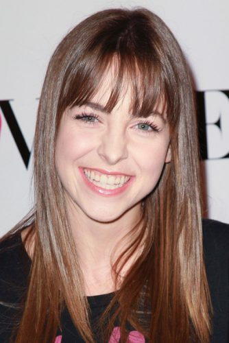 Brittany Curran height and weight
