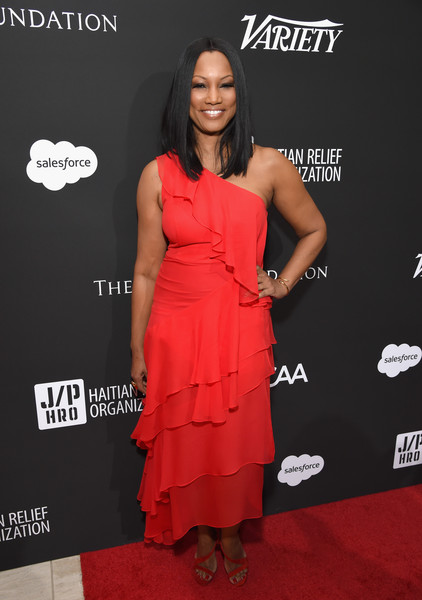 Garcelle Beauvais height and weight
