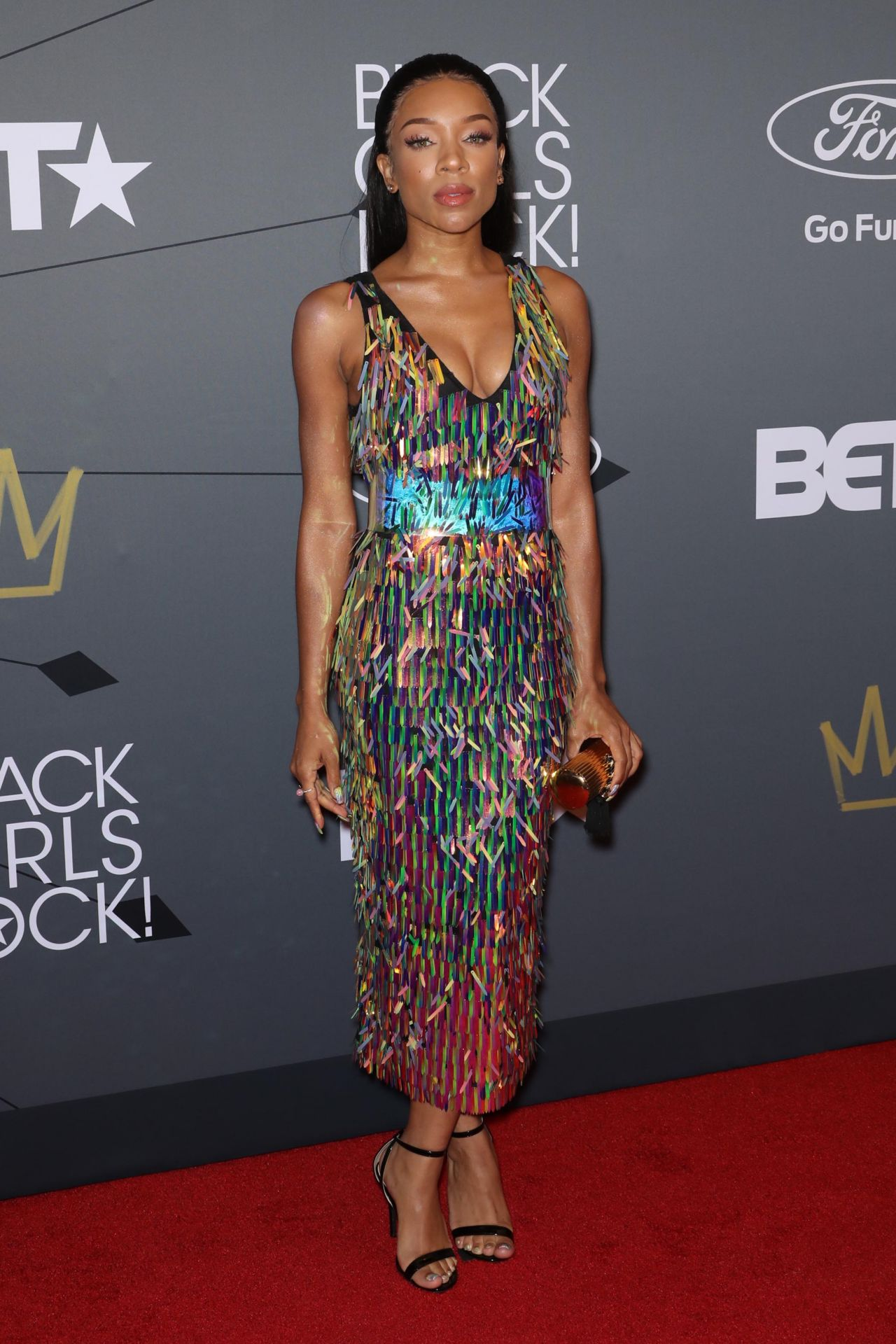 Lil Mama height and weight