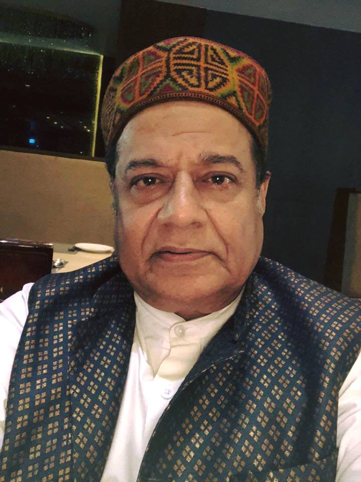 Anup Jalota Height Weight Age Biceps Size Body Stats