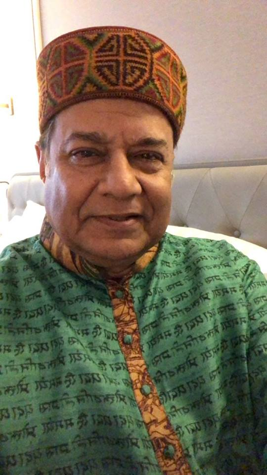 Anup Jalota upcoming films birthday date affairs