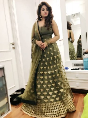 Megha Dhade Measurements, Height, Weight, Bra Size, Age, Wiki