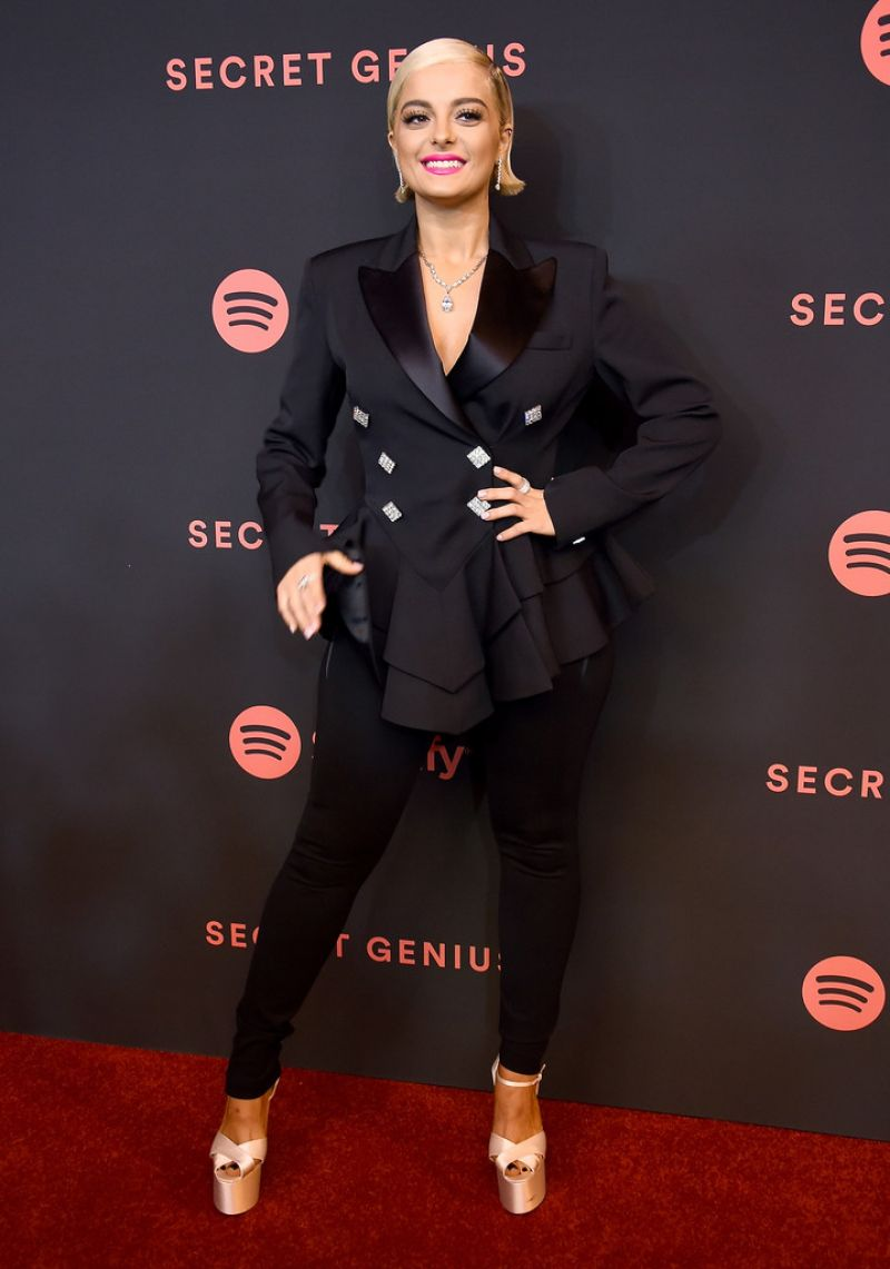 Bebe Rexha height and weight