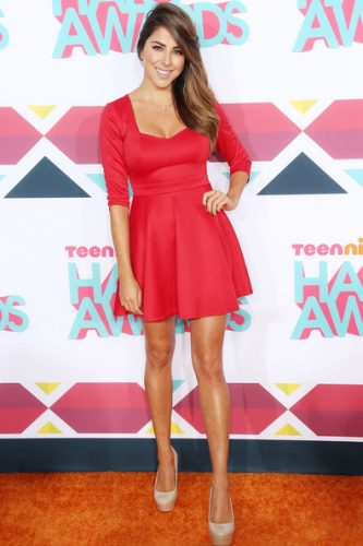 Daniella Monet Measurements, Height, Weight, Bra Size, Age, Wiki