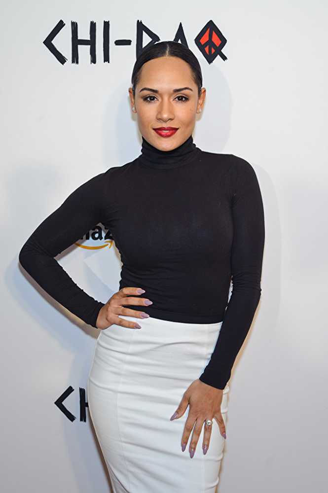 Grace Byers height and weight