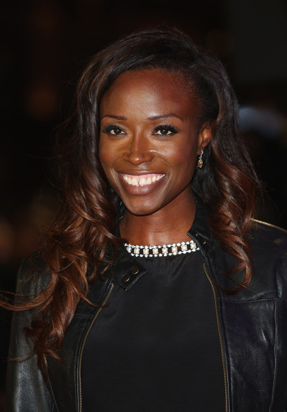 Lorraine Pascale height and weight