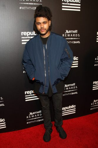 The Weeknd upcoming films birthday date affairs